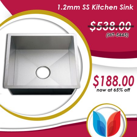 5445 kitchen sink