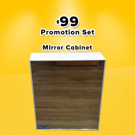 Mobili $99 Promotion(Mirror Cabinet)