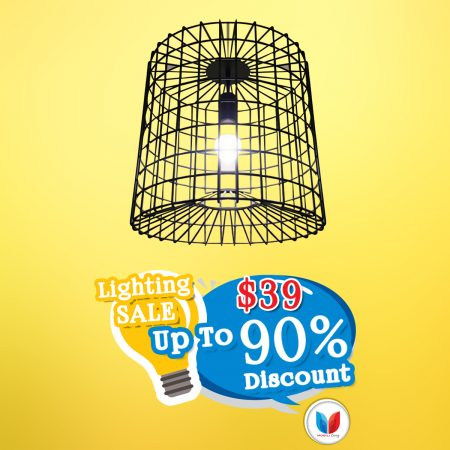 Mobili Lighting (90%) Yellow#5