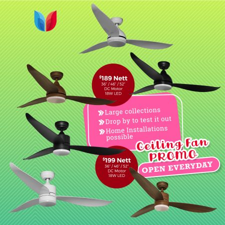 Ceiling Fans-Fanco