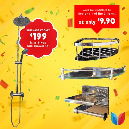Mobili-$199-Promotion-Shower-Tap