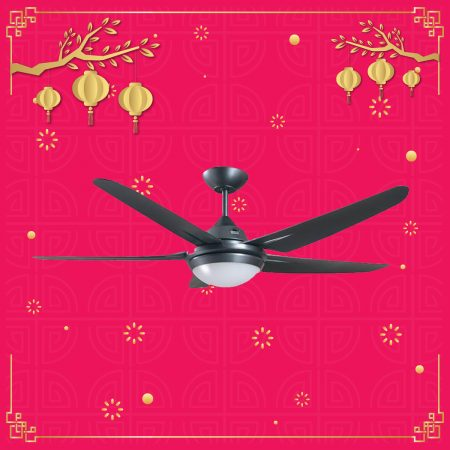 Mobili Chinese New Year Ceiling Fan6