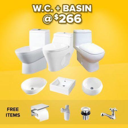 Mobili-(WC+Basin-$2665