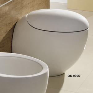 Floor Standing Toilet Bowls