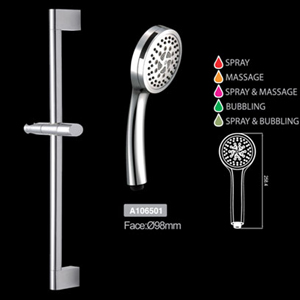 Hand Shower & Sliding Bar